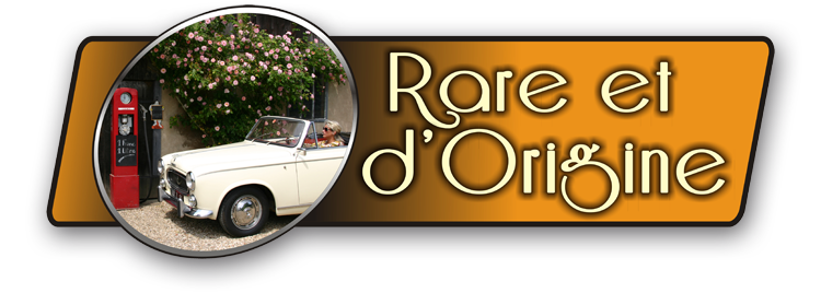 Rare et d'Origine - Revendeur d'automobiles de collection